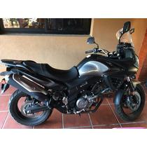 Moto Touring Suzuki V Strom 650 Abs V-strom Tourer