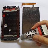 Cola Líq Celular Touch 25ml Dupla Face B-7000 Clear
