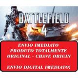 Battlefield 4 Pt-br Bf4 Pc Chave Origin Ea Original Envio Já