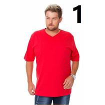 Camiseta Tamanho Grande Plus Size G2 G3