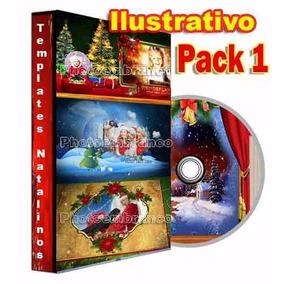Projetos Editáveis De Natal After Effects Full Hd Pack 1