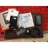 Celular Desbloqueado Motorola Mb525 Defy Preto Com Câmera 5m