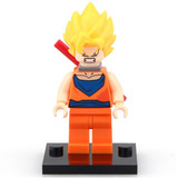 Nuevo Lego Goku Dragon Ball Z Super Gt Saiyajin Saiyayin