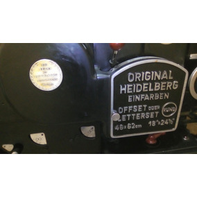 Heidelberg Kord 62