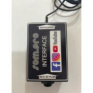 Interface Para Celular - Som Pro