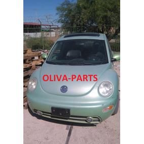 Partes Piezas Desarmo Beetle Motor 1,9 Turbo Diesel 98 Al 05