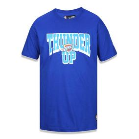 Camiseta Oklahoma City Thunder Nba New Era