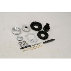 Xtm 149825 Kit Para Instalação 2 Marcha Nos Buggy Xtm Rail