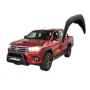 Cantoneras Toyota Hilux 2016/2020 Base Lisas Básicas Plástic