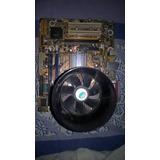 Tarjeta Madre Pegatron 775 Intel E5800 3.2ghz Ram 2gb Ddr3