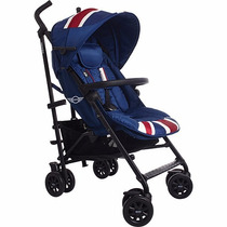 Carrinho De Bebê Mini Buggy Union Jack - Easywalker