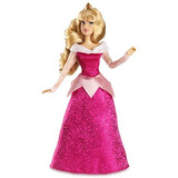 Disney Exclusivo Clásico Disney Princesa Aurora Muñeca - 12