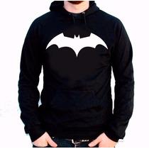 Blusa Batman New Moletom Canguru Unissex