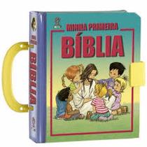 Minha Primeira Biblia Com Alcinha Para Carregar (eternas His