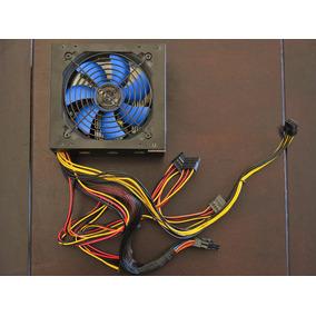 Fonte Solid Atx V2.01 420w Power Supply 20+4pin Mp420w