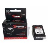 Cartucho Impresora Evertec Negro Hp 122 Xl - Factura A / B