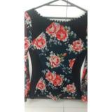 Blusa Flamenca (tamanho P)