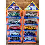Set Autos Autitos De Juguete Metal Plástico X 5 Unidades