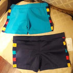 Traje De Baño Boxer De Playa Niños Tallas 10 Y 12