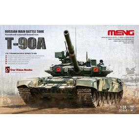 Meng - Russian Main Battle Tank T-90a (montado/pintado)