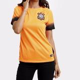 Camisa Feminina Corinthians 2016 - Camisas de Times Brasileiros no ... c816a67d8f9dc