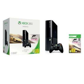 Xbox 360 500 Gb + Live 30 Dias + Jogo Forza Horizon 2