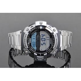 30d0e7b7e91 Relógio Casio Sgw300 Sgw400 Altimetro Barometro Termometro ...