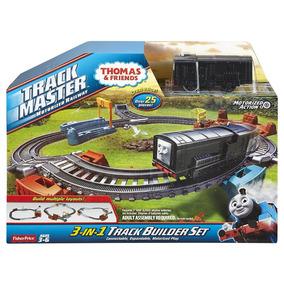 Thomas Trackmaster Pista Diesel 3 En 1 Jugueteria El Pehuén
