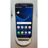 Samsung Galaxy S7 Edge Negro Detalle Funcional Barato