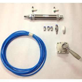 Kit De Piston Cilindro Neumatico Automatizacion Smc Plc