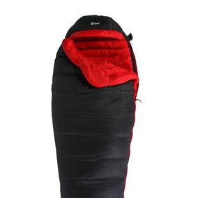 Saco De Dormir Unisex Taturana Down Sleeping Bag Negro Lippi