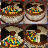 Tortas Decoradas De 3kg, Infantiles, Cumpleaños, Eventos.