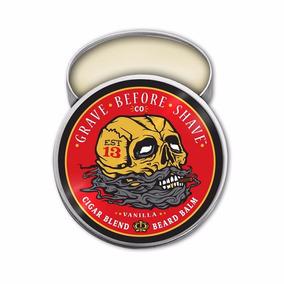 Grave Before Shave: Balm Barba Cheirosa Estilosa Cigar Blend