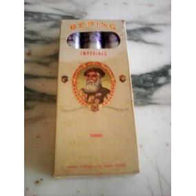 Bering Imperials Cigarrillos Habanos De Colección