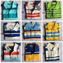 Camiseta Varias Cores Polo Tommy Hilfiger Infantil Original
