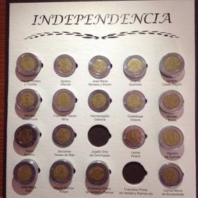 Monedas 5 Pesos Del Bicentenario