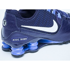 Zapatillas Nike Dama Shox Avenue Se W Blue Edition