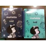 Agenda Mafalda 2018 Encuadernado