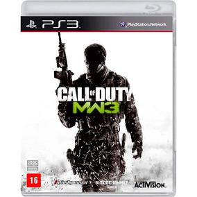 Call Of Duty Modern Warfare 3 Midia Fisica Ps3 Novo Cod Mw3