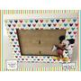 Souvenir Evento Madera 15x21cm Portaretrato Disney Mickey