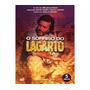 Dvd Minissérie O Sorriso Do Lagarto Kit 5 Dvd