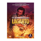 Dvd Minissérie O Sorriso Do Lagarto Kit 5 Dvd