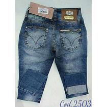 Calça Jeans Oppnus Bumbum Feminina Cigarrete Skinny 2503