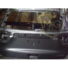 Tampa Traseira Jeep Compass 2017