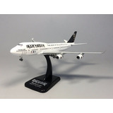 Boeing 747-400 Ed Force One Iron Maiden - Hogan 1/400
