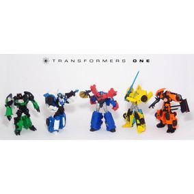 Transformers Robots In Disguise 20 Cm De Alto!