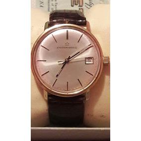 Reloj Eterna Matic Automatico De Oro