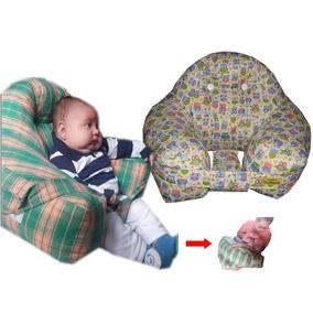 Almofada Dunenê M Amamentação Poltrona Bebê Sentar