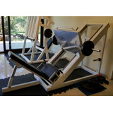 Prensa Para Pierna Gimnasio Gym Cracken Gym