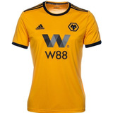 Camisa Do Wolverhampton Da Inglaterra - Camisa Outros Times Ingleses ... 617afdb7f8af8